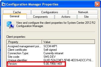 Windows XP | Dave's System Center 2012 R2 Blog