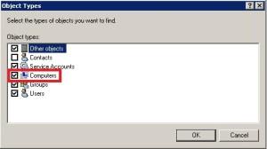 ADcomputerobject