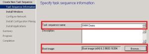 SCCM-TaskSequenceName